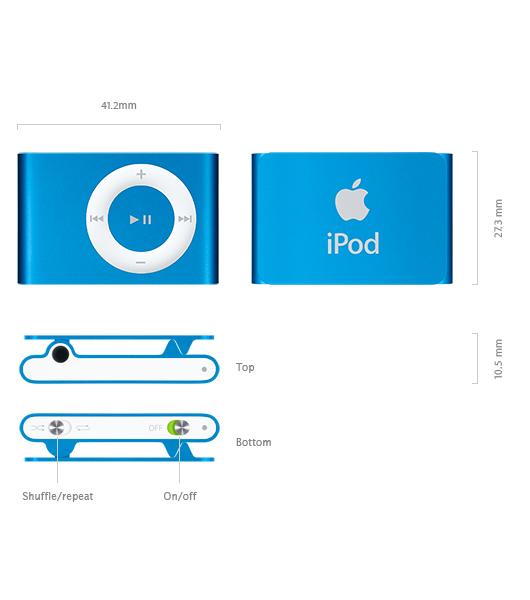 Копия Ipod Shuffle