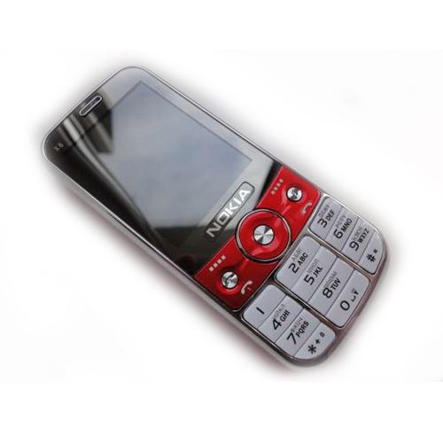 Китайские Телефоны Nokia X6 Инструкция